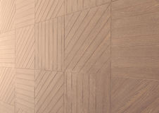 Wood wall geometry Stock Photos