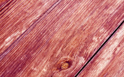Wood wall with knot texture. Royalty Free Stock Images