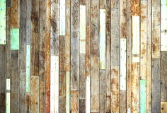 Wood wall Royalty Free Stock Photos