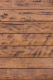 Wood Wall. Wall made from wood plank Stock Photography