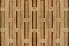 Wood wall of old Thai house Royalty Free Stock Photos