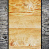 Wood wall and plank background Royalty Free Stock Photography