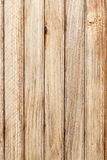 Wood wall surface, wooden texture, vertical boards. Stock Photography