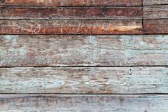 Wood Wall For text and background. Wood texture, Royalty Free Stock Photos