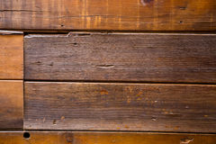 Wood Wall Texture Stock Images