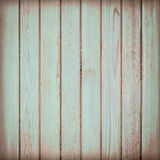 Wood wall texture background; green color Royalty Free Stock Photos
