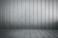 Wood walls Stock Images