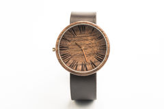 Wood watch Stock Photography