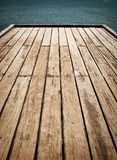 Wood and Water royalty free stock photos
