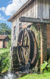 Wood Water Mill Royalty Free Stock Photo