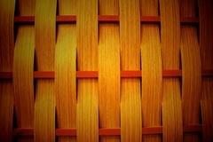 Wood weave Stock Photos
