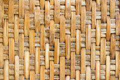 Wood weave background Royalty Free Stock Photography