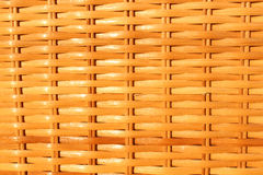 Wood weave background. Close up Wood weave background Royalty Free Stock Photos