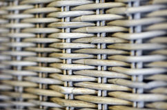 Wood weaving Stock Photography