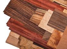 Wood on white Stock Image