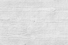 Wood white texture on gypsum Royalty Free Stock Image