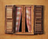Wood Window Royalty Free Stock Photo
