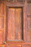 Wood window Royalty Free Stock Photos