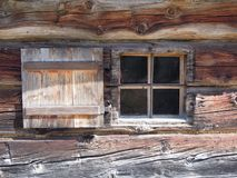 Wood, Window, Wall, Facade stock photos