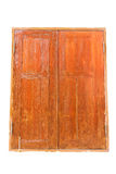 Wood windows Stock Photos