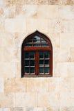 Wood windows Stock Image