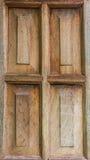 Wood windows Stock Photos