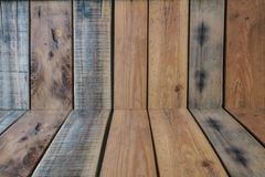 Wood. En grunge texture plank background Royalty Free Stock Images