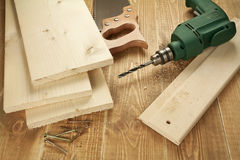 Wood working Royalty Free Stock Images