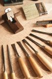 Wood Working Tools 01 Royalty Free Stock Photo