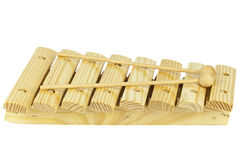 Wood xylophone Royalty Free Stock Photography