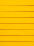 Wood yellow background Stock Image