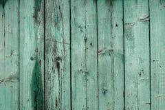 Wood yttersida för tom gammal skalningsmålarfärg Texturerad bakgrund för produkt- och matsammansättning med utrymme för text Royaltyfria Bilder