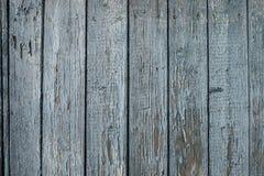 Wood yttersida för tom gammal skalningsmålarfärg Texturerad bakgrund för produkt- och matsammansättning med utrymme för text Arkivfoton