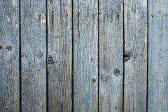 Wood yttersida för tom gammal skalningsmålarfärg Texturerad bakgrund för produkt- och matsammansättning med utrymme för text Fotografering för Bildbyråer
