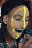 Woodabe man Royalty Free Stock Image