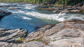 Woodall Shoals Royalty Free Stock Photography
