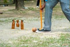 Woodball, sport equipment, Sports Woodball a way to play a sport