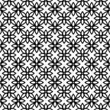 Ethnic blockprint background vector illustration