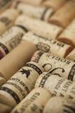 Wine Cork Background royalty free stock photos