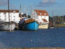 Woodbridge przypływu młyn, Suffolk zdjęcia stock