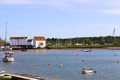Woodbridge Tidemill 2 Photographie stock libre de droits