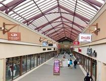 Woodburn Anschluss-Mall Stockbild