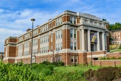 Woodburn Hall в университете Западной Вирджинии стоковые фотографии rf