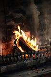 A woodburning stove Stock Photo