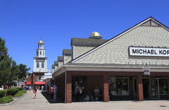 Woodbury Common Premium Outlets Stock Images