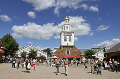 Woodbury Common Premium Outlets stock photography