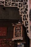 Woodcarving stockbilder