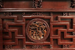 Woodcarving Royalty Free Stock Photos