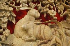 Woodcarving rękodzieło Obraz Royalty Free