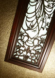 woodcarving windows Stock Photo